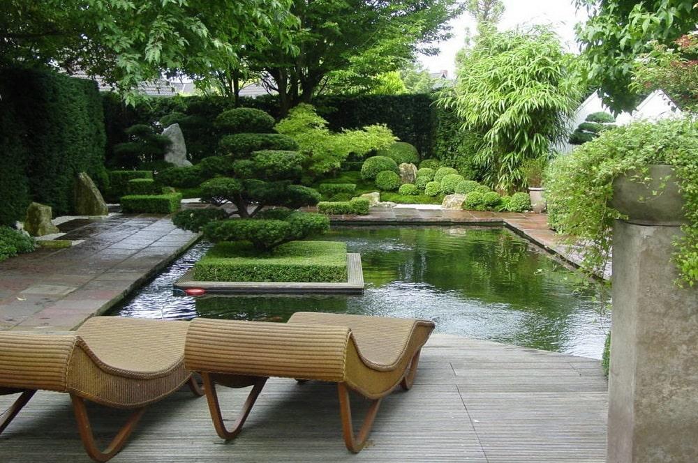 сады эклектики в истории садово-паркового искусства